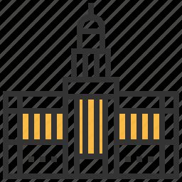 building, capitolio, el, landmark icon