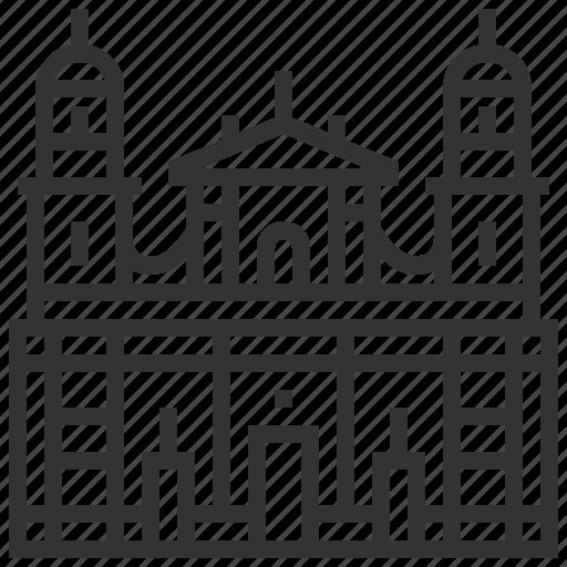 bogota, cathedral, landmark, national, primatial icon