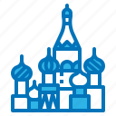 basils, building, cathedral, landmark, moscow, russia, saint icon