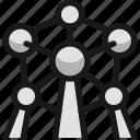 landmark, atomium