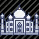 arabic, historical, india, landmark, monument, world icon