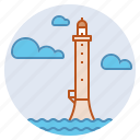 angus, bell rock, landmark, lighthouse, scotland, visibility icon