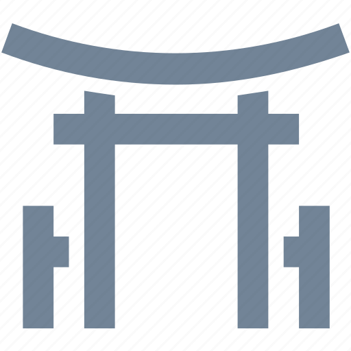 buildings, chinese, japan, landmarks, places, travel icon