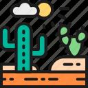 country, desert, element, field, graphic, landscape, line