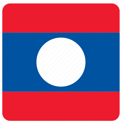 colors, flag, laos, national icon