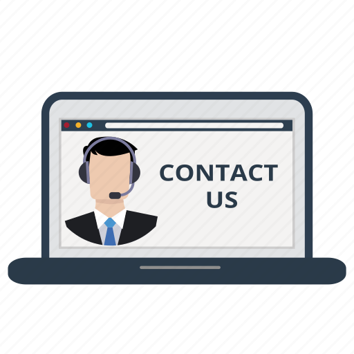 contact, contact us, customer service, information, question, service, support icon