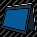 computer, device, gadget, laptop, work