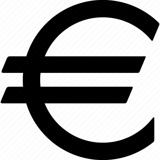 Currency, euro, money, sign icon | Icon search engine