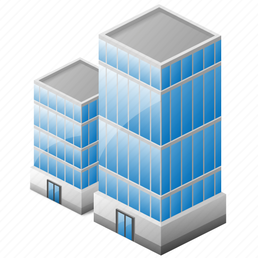 Building Buildings City Home House Office Icon Icon