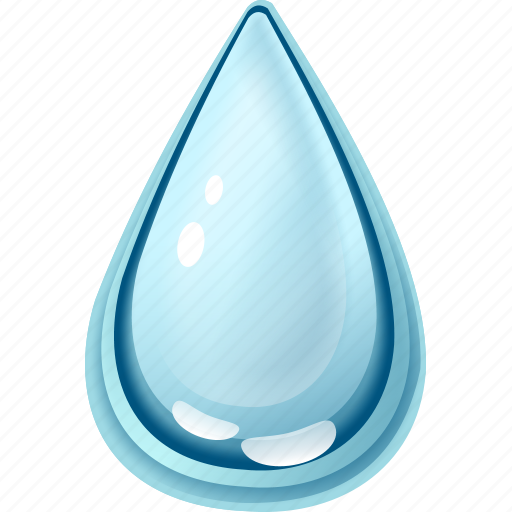 Clear, dew, drop, water icon | Icon search engine