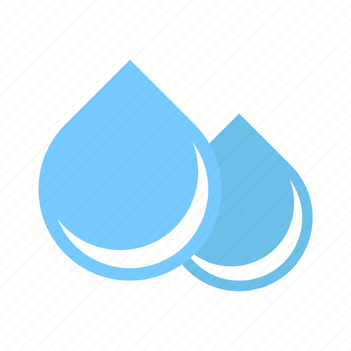 clean, drop, laundry, wash, water icon