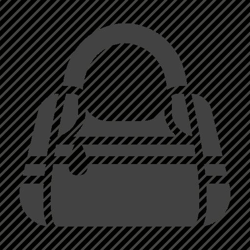 bag, handbag, leather, purse icon