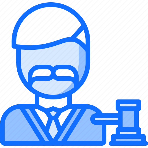 Court, gavel, judge, justice, law, lawyer icon - Download on Iconfinder