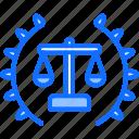 court, laurel, law, lawyer, peace, scales, wreath