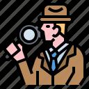 avatar, detective, investigator, occupation