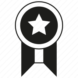 rank, rating, star, status icon
