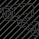 cctv, camera, surveillance, security, record