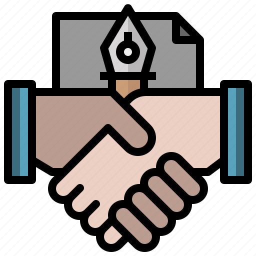 agreement, business, cooperation, hand, hands, handshake, shake icon