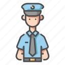 arrest, justice, law, officer, police, security, surveillance icon