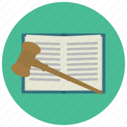book, civil code, code of law, law, legal, legal teatise, statute book icon