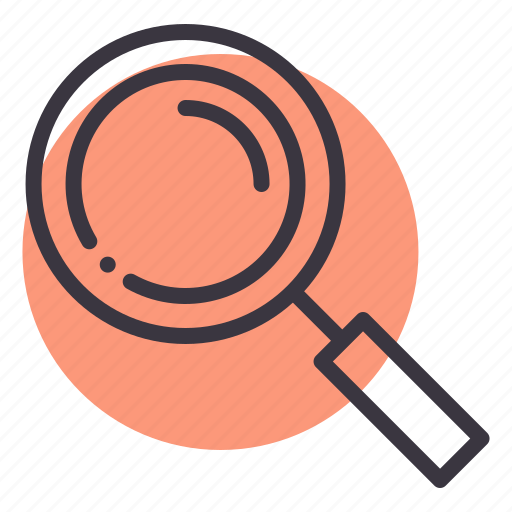 crime, detective, find, glasses, scene, search, zoom icon