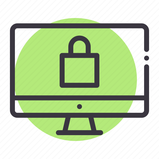 anti, computer, cyber, encryption, protection, security, virus icon