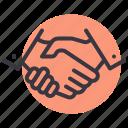 collaboration, congrats, congratulations, handshake, meeting, partnership