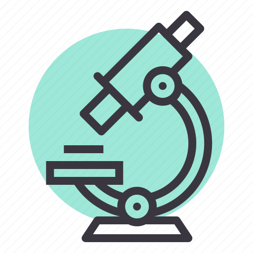 forensic, instrument, lab, laboratory, medical, microscope, test icon