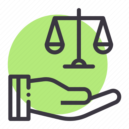 care, court, justice, law, legal, support, system icon