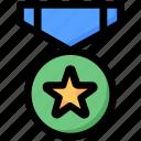badge, medal, police, sheriff, star