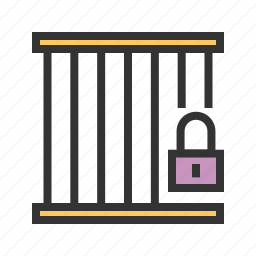 box, key, lock, locker, lockers, rooms, security icon