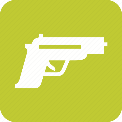 crime, danger, gun, pistol, pistols, violence, weapon icon