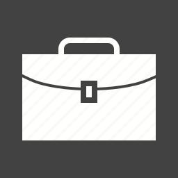 aluminum, briefcase, business, case, cash, money, suitcase icon