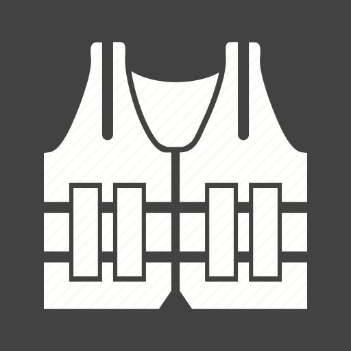 bullet, bulletproof, equipment, military, police, proof, vest icon