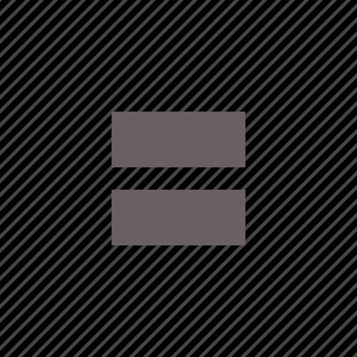 card, grid, layout, row, shape icon