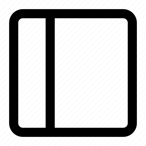 display, grid, layout icon
