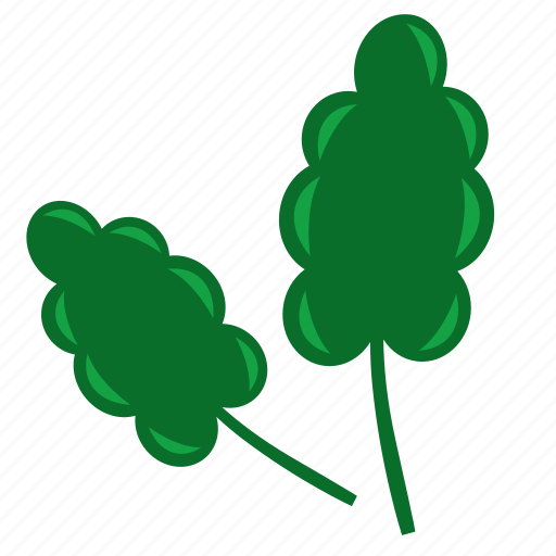 green, label, leaf, park, tree icon