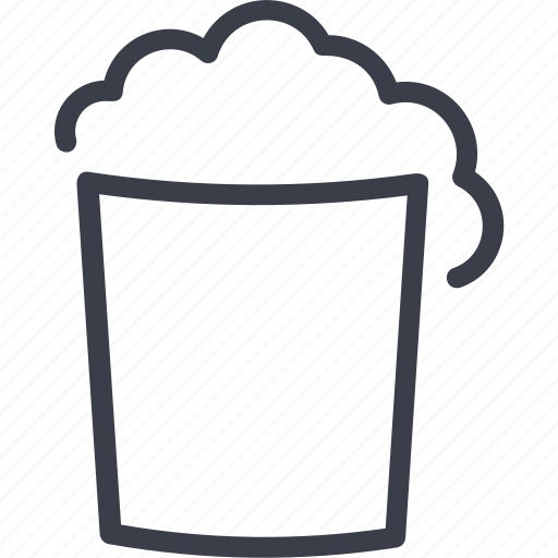 cleaner, cleaning, dust, house, soap, urn icon