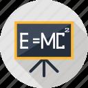 blackboard, chalkboard, education, formula, presentation, school
