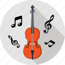 college, education, instrument, music, note, school, violin