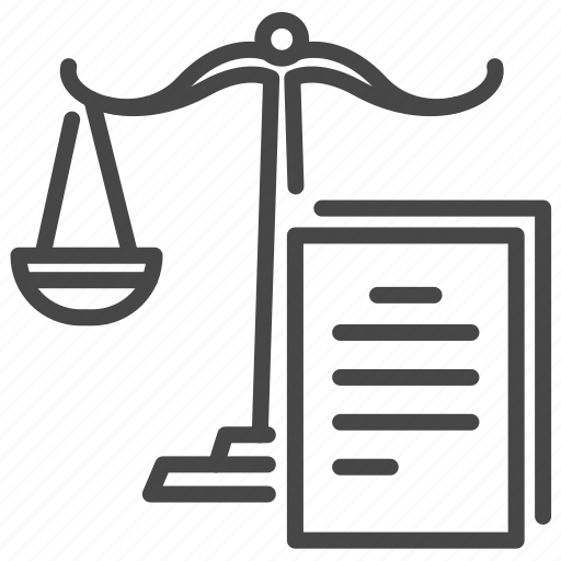 Law, legal, preparation, process, subpoena, warrant, obligations icon - Download on Iconfinder