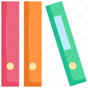 business, data, document, file, folder, organization, storage icon