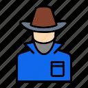 bandit, bandits, crime, gangster, robber