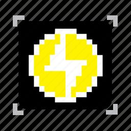 2, emblem, pixel icon