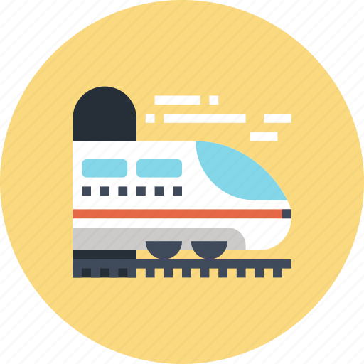 Railroad, railway, tourism, train, transport, transportation, travel icon - Download on Iconfinder