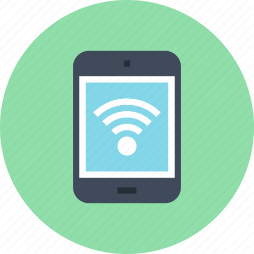 Communication, device, hotspot, internet, network, tablet, wifi icon - Download on Iconfinder