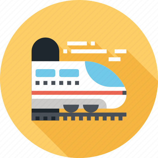 Railroad, railway, tourism, train, transport, transportation, travel icon - Download on Iconfinder