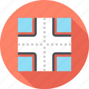 direction, intersection, travel, cross, crossroad, tourism, road