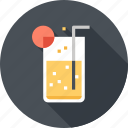 bar, beverage, cocktail, drink, glass, juice, summer icon