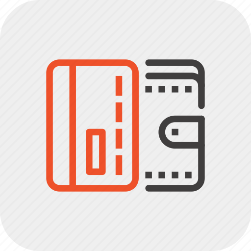 card, commerce, credit, method, money, payment, wallet icon